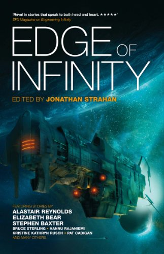 Edge of Infinity: Fourteen New Short Stories (Infinity Project 2) from Solaris