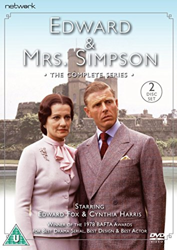 Edward And Mrs Simpson [DVD] [1978] from Network
