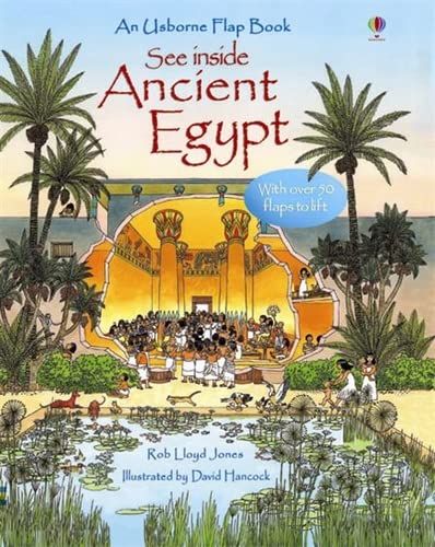 Egypt (See Inside) (Usborne See Inside) from Usborne Publishing Ltd