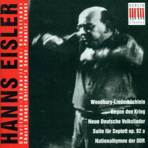 Eisler: Song Collection