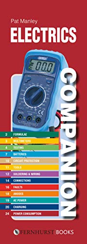 Electrics Companion (Practical Companions) from Fernhurst Books