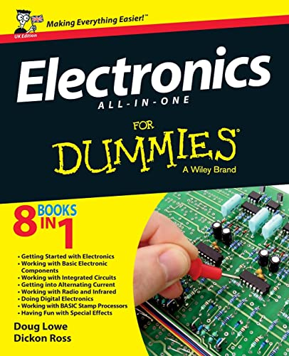 Electronics All-In-One Desk Reference for Dummies: UK Edition from John Wiley & Sons