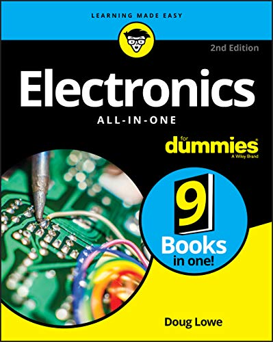 Electronics All-in-One For Dummies (For Dummies (Computers)) from Make: