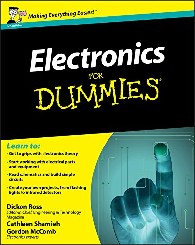 Electronics for Dummies - UK Edition from John Wiley & Sons