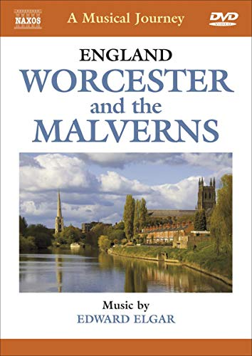 Elgar - England: Worcester and the Malverns [2008] [DVD] [1992] from SH123