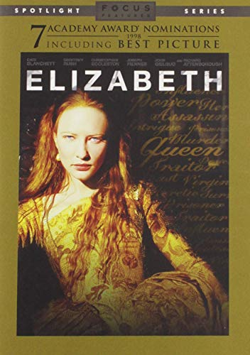 Elizabeth [DVD] [1998] [Region 1] [US Import] [NTSC] from Universal Home Video