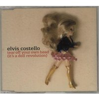Elvis Costello Tear Off Your Own Head (It's A Doll Revolution) 2002 UK CD single 582889-2