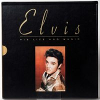Elvis Presley Elvis: His Life And Music 1995 USA cd album box set 720593911124