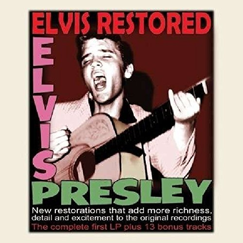 Elvis: Restored from AVID