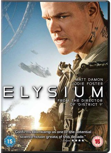 Elysium [DVD] [2013] from Sony Pictures Home Entertainment