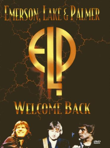 Emerson, Lake & Palmer - Welcome Back [DVD] [1992] from Image Entertainment