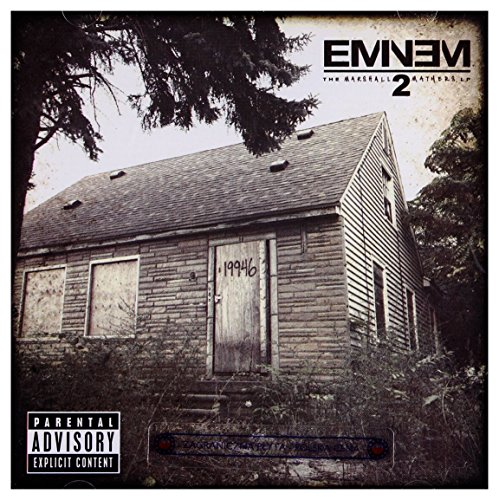 Eminem: The Marshall Mathers Lp2 (PL) [CD] from CD