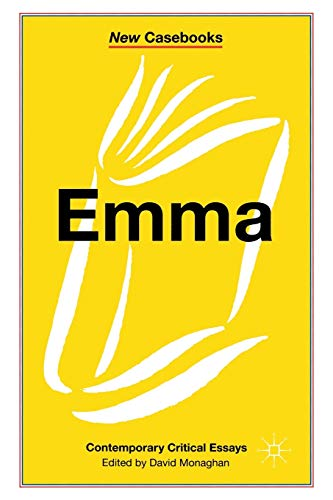Emma (New Casebooks) from Palgrave