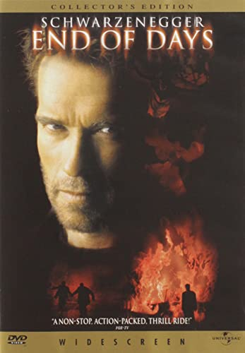 End of Days [DVD] [1999] [Region 1] [US Import] [NTSC] from Universal Home Video