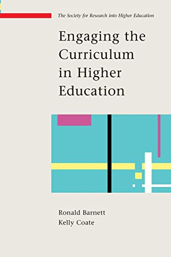 Engaging the Curriculum (Society for Research into Higher Education) from Open University Press