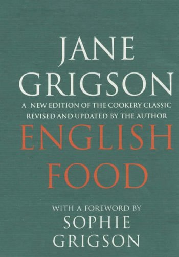 English Food from Ebury Press