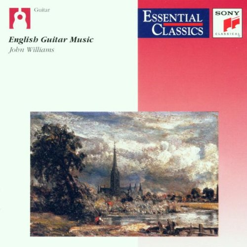 English Guitar Music from Sony Classical