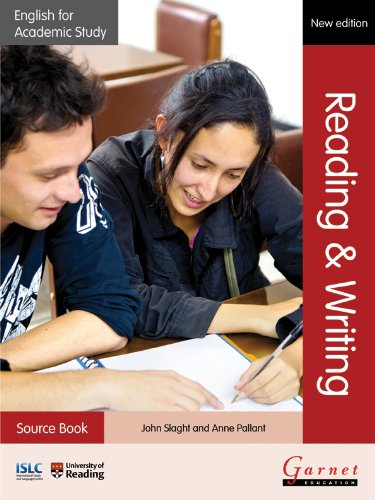 English for Academic Study: Reading & Writing Source Book - 2012 Edition from Garnet Education
