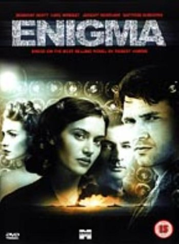 Enigma [DVD] [2001] from Disney