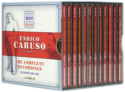 Enrico Caruso - The Complete Recordings from NAXOS