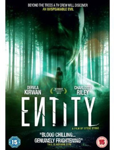 Entity [DVD] from Metrodome Distribution