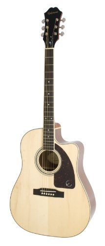 Epiphone AJ-220SCE Electro-Acoustic Guitar from Epiphone
