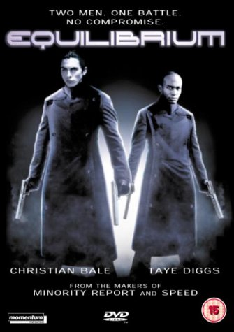 Equilibrium [DVD] [2003] from Entertainment One