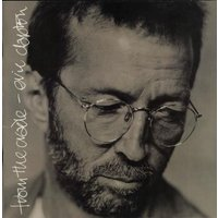 Eric Clapton From The Cradle - European 1995 UK tour programme TOUR PROGRAM