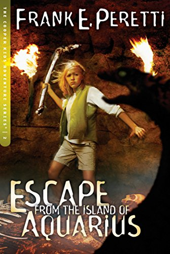 Escape From The Island Of Aquarius: 2 (The Cooper Kids Adventure Series) from Crossway Books