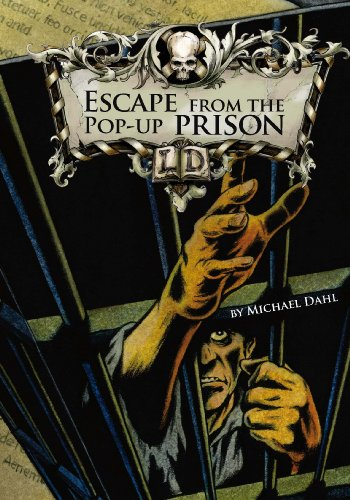 Escape From the Pop-up Prison (Library of Doom) from Raintree