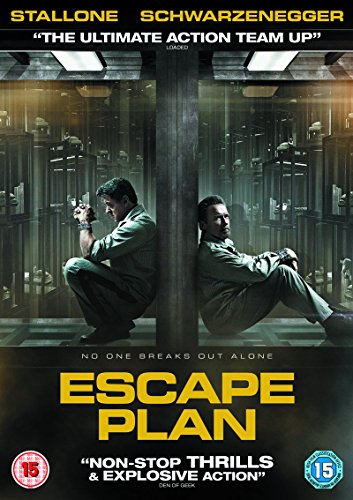 Escape Plan [DVD] from Entertainment One