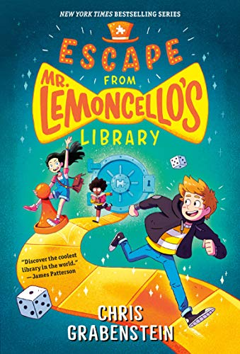 Escape from Mr. Lemoncello's Library from Yearling (imprint of Random House Children's Books)