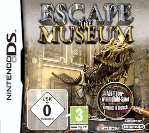 Escape the Museum - Nintendo DS from Astragon