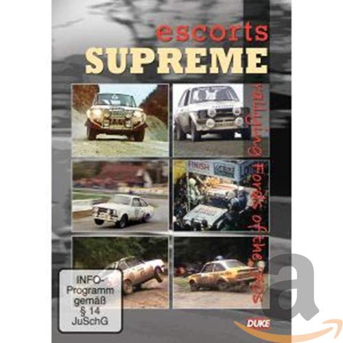 Escorts Supreme - Rallying Fords of The 70's [DVD] from Duke Video