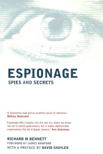 Espionage: Spies and Secrets from Virgin Books