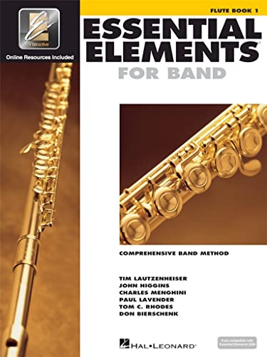 Essential Elements for Band - Book 1 - Flute: Comprehensive Band Method from Unknown