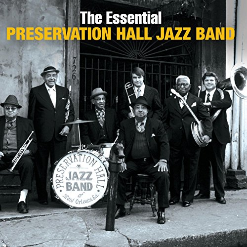 Essential Preservation Hall Jazz Band from COLUMBIA