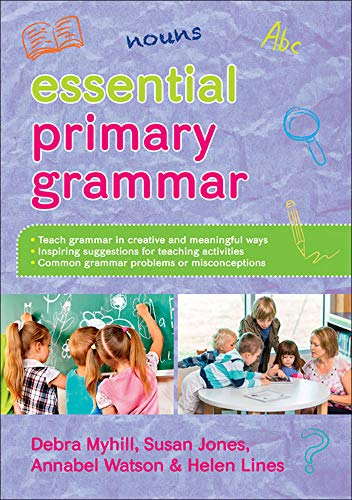 Essential Primary Grammar (UK Higher Education Humanities & Social Sciences Education) from Open University Press