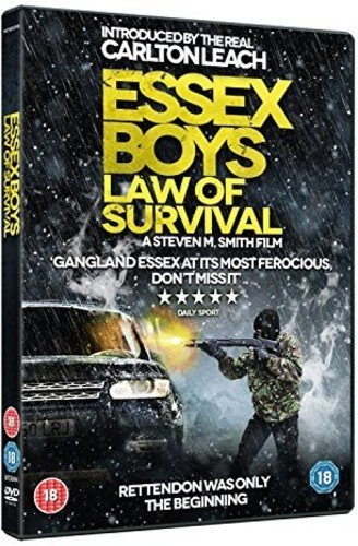 Essex Boys: Law Of Survival [DVD] from Metrodome Distribution