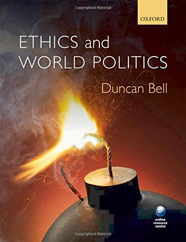 Ethics and World Politics from Oxford University Press, USA