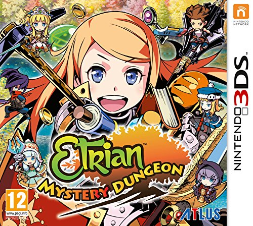 Etrian Mystery Dungeon (Nintendo 3DS) from NIS America