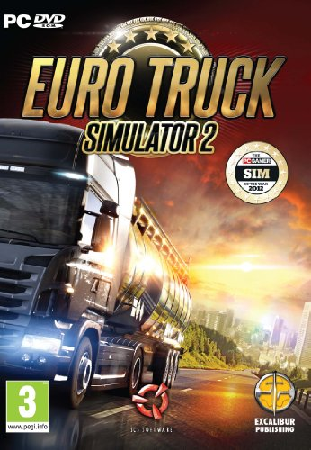 Euro Truck Simulator 2 (PC CD) from Excalibur Games