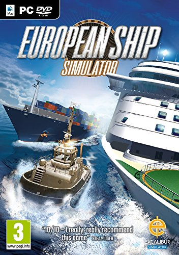 European Ship Simulation (PC DVD/Mac) from Excalibur Games