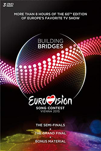 Eurovision Song Contest: 2015 - Vienna [DVD] from Universal