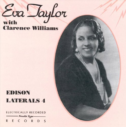 Eva Taylor With Clarence Willi