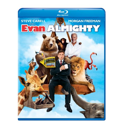 Evan Almighty [Blu-ray] [2007] [US Import] from Universal Studios