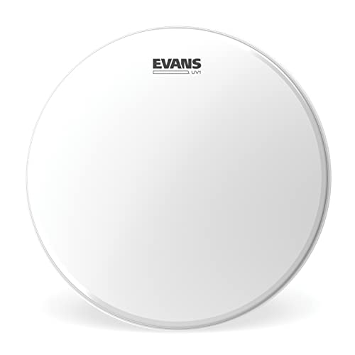 Evans B16UV1 16-Inch Coated Snare/Tom Batter Drum Heads from Evans