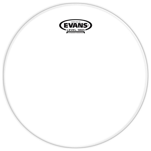 Evans S12H30 Snare Side Hazy 300 12-inch Snare Drum Head from Evans
