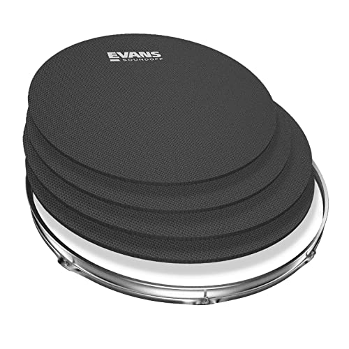 Evans SO-2346 SoundOff Standard Drum, Mute Pack from Evans