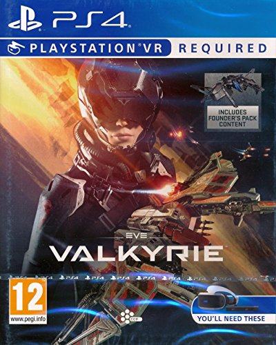 Eve Valkyrie (PSVR) from PlayStation